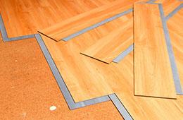 wood floor panels