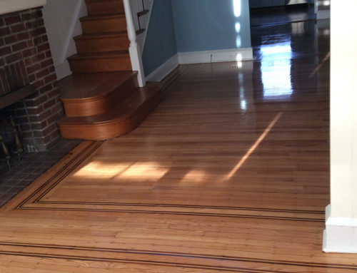 Refinish Your Old Wood Floors!