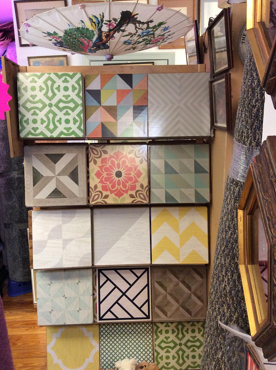 floor display