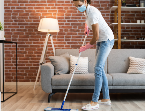 How To Have Super Clean Floors In Minutes!
