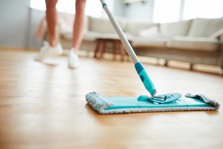 super clean floors