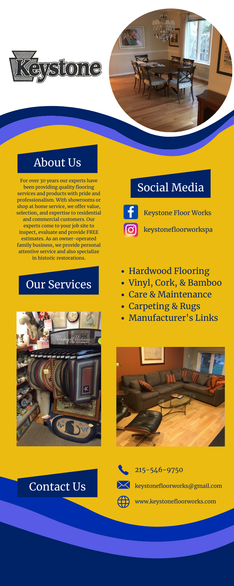 Prompt, Professional, and Expert Service 1