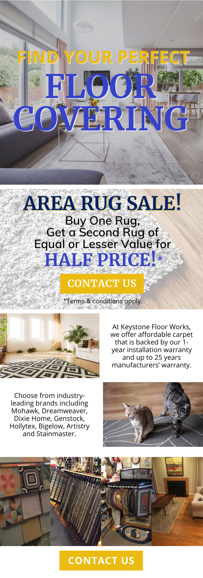 Find Your Perfect Floor Covering! ✨ 1