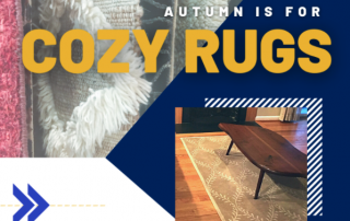 Autumn is for Cozy Rugs! 1