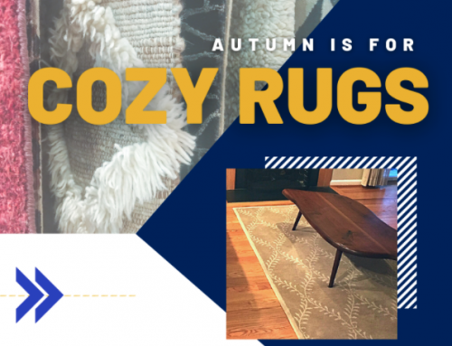 Autumn is for Cozy Rugs!